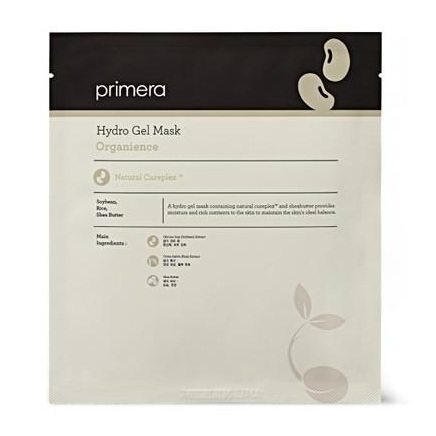 primera Organience Hydro Gel Mask 20ml x 5 korean cosmetic skincare product online shop malaysia macau china