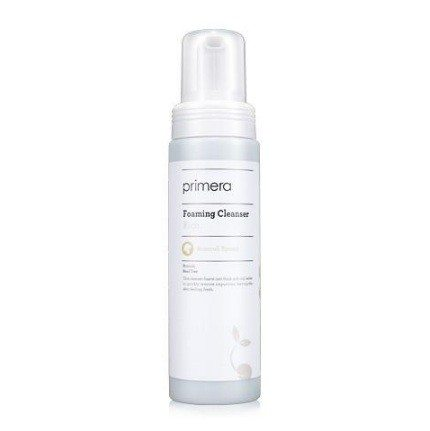 primera Rich Foaming Cleanser Broccoli Sprout 200ml korean cosmetic skincare cleanser product online shop malaysia australia uk