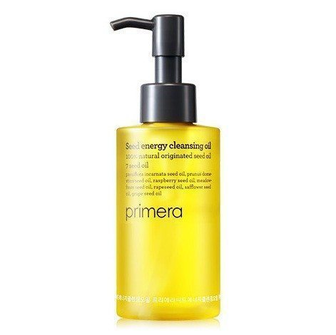 primera Seed Energy Cleansing Oil 150ml korean cosmetic skincare cleanser product online shop malaysia australia uk