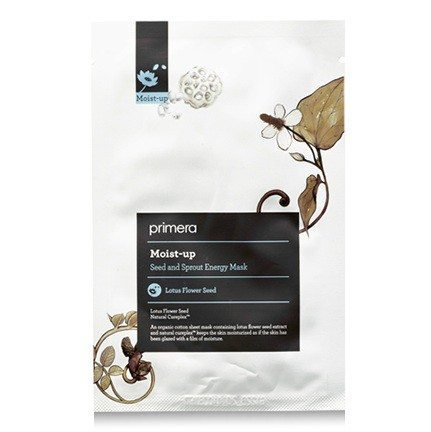 primera Seed and Sprout Energy Mask Lotus 20ml x 5 korean cosmetic skincare product online shop malaysia macau china