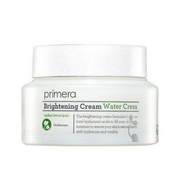 primera Water Cress Brightening Cream 50ml korean cosmetic skincare product online shop malaysia macau china