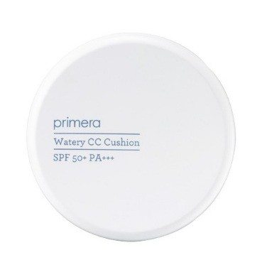 primera Watery CC Cushion SPF 50 PA+++ 15g + 15g korean cosmetic makeup product online shop malaysia denmark brunei