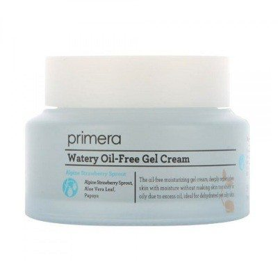primera Watery Oil Free Gel Cream 100ml korean cosmetic skincare product online shop malaysia macau china