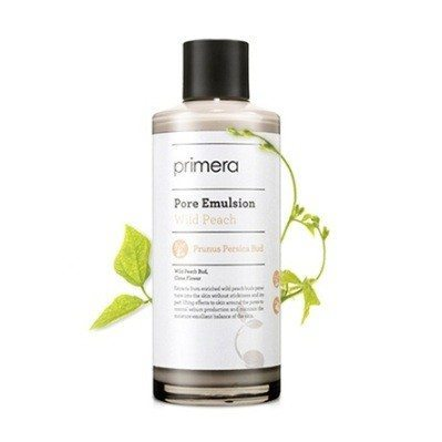 primera Wild Peach Pore Emulsion 150ml korean cosmetic skincare product online shop malaysia macau china