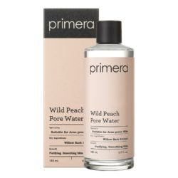 primera primera Wild Peach Pore Water korean skincare prduct online shop malaysia sweden macau