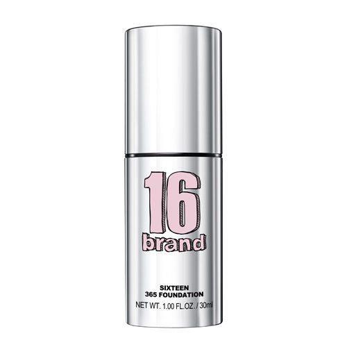 16 Brand 365 Foundation 20g korean cosmetic skincare shop malaysia singapore indonesia