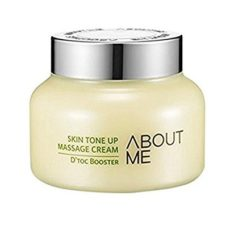 About me Skin Tone up Massage Cream 150ml korean cosmetic skincare shop malaysia singapore indonesia