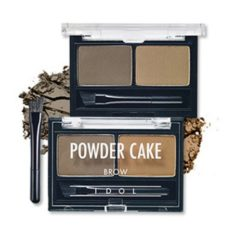Aritaum IDOL Brow Powder Cake 4g korean cosmetic makeup product online shop malaysia brunei philippines