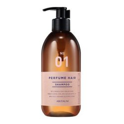 Aritaum Perfume Hair Shampoo 400ml korean cosmetic body hair product online shop malaysia australia new zealand