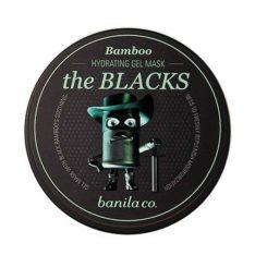 Banila Co The Blacks Bamboo Hydrating Gel Mask 50ml korean cosmetic makeup product online shop malaysia estonia vietnam