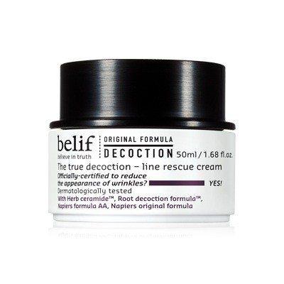 Belif The true Decoction Line Rescue Cream 50ml korean cosmetic skincare product online shop malaysia singapore canada
