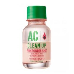 Etude House AC Clean Up Pink Powder Spot korean cosmetic skincare product online shop malaysia philippines vietnam