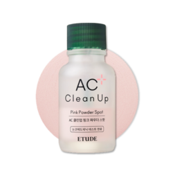 Etude House AC Clean Up Pink Powder Spot malaysia singapore england usa
