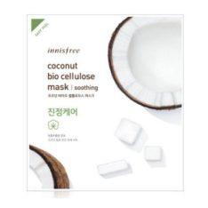 Innisfree  Coconut Bio Cellulose Mask korean cosmetic  skincare product online shop malaysia  england cambodia