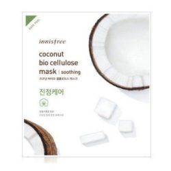 Innisfree  Coconut Bio Cellulose Mask korean cosmetic  skincare product online shop malaysia  england cambodia