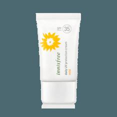 Innisfree Daily UV Protection Cream Mild SPF 35 PA+++ 50ml korean cosmetic skincare shop malaysia singapore indonesia