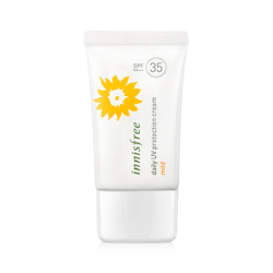 Innisfree Daily UV Protection Cream Mild SPF 35 PA+++ 50ml korean cosmetic skincare shop malaysia singapore indonesia