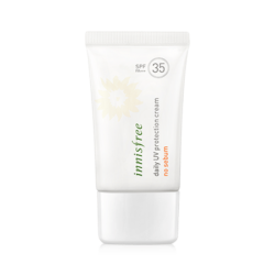 Innisfree Daily UV Protection Cream No Sebum SPF 35 PA+++ 50ml korean cosmetic skincare shop malaysia singapore indonesia