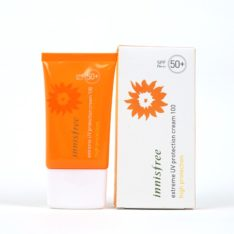 Innisfree Extreme UV Protection Cream 100 High Protection SPF 50 korean cosmetic skincare shop malaysia singapore indonesia