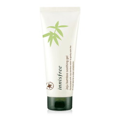 Innisfree Jeju Bamboo Soothing Gel 200ml korean cosmetic skincare shop malaysia singapore indonesia