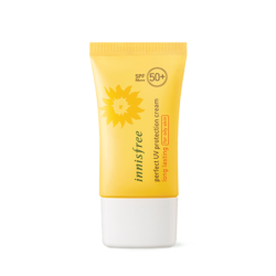 Innisfree Perfect UV Protection Cream Long Lasting SPF 50 PA+++ 50ml (oily skin) korean cosmetic skincare shop malaysia singapore indonesia