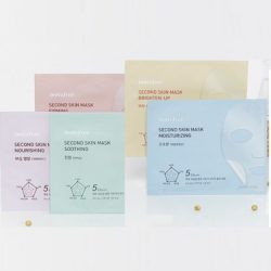 Innisfree Second Skin Mask korean cosmetic skincare product online shop malaysia china india