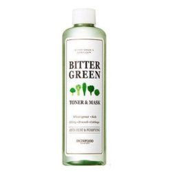 Skinfood Bitter Green Toner & Mask 300ml korean cosmetic skincare product online shop malaysia china india