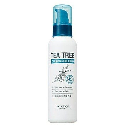 Skinfood Tea Tree Clearing Emulsion 135ml korean cosmetic skincare product online shop malaysia china india