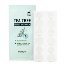 Skinfood Tea Tree Secret Spot Patch 5g korean cosmetic skincare product online shop malaysia china india