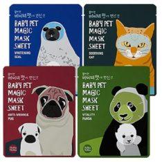Holika Holika Baby Pet Magic Mask Sheet korean cosmetic skincare product online shop malaysia ireland peru