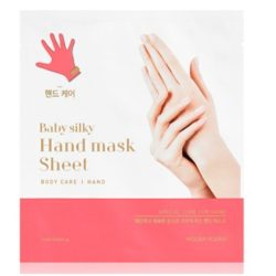 Holika Holika Baby Silky Hand Mask Sheet korean cosmetic skincare product online shop malaysia india taiwan1