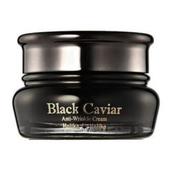 Holika Holika Black Caviar Anti Wrinkle Cream korean cosmetic skincare product online shop malaysia ireland peru