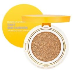 Holika Holika Dazzling Sunshine Daily Sun Cushion korean cosmetic skincare product online shop malaysia ireland peru