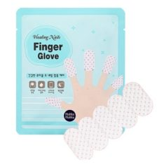 Holika Holika Healing Nails Finger Glove korean cosmetic body hair product online shop malaysia sweden germany