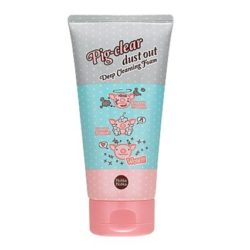 Holika Holika Pig Clear Dust Out Deep Cleansing Foam korean cosmetic skincare cleanser product online shop malaysia netherlands greece