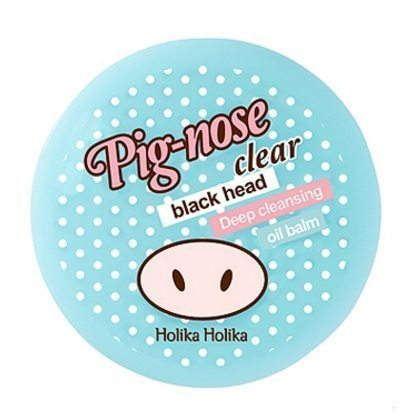 Holika Holika Pig Nose Clear Black Head Deep Cleansing Oil Balm korean cosmetic skincare cleanser product online shop malaysia netherlands greece