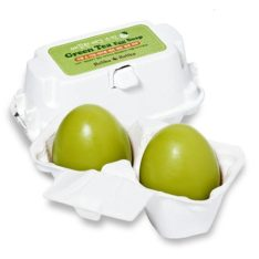 Holika Holika Smooth Egg Skin Soap Green Tea korean cosmetic skincare cleanser product online shop malaysia netherlands greece