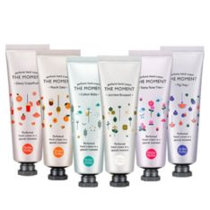 Holika Holika The Moment Perfume Hand Cream  korean cosmetic body hair product online shop malaysia  sweden  germany