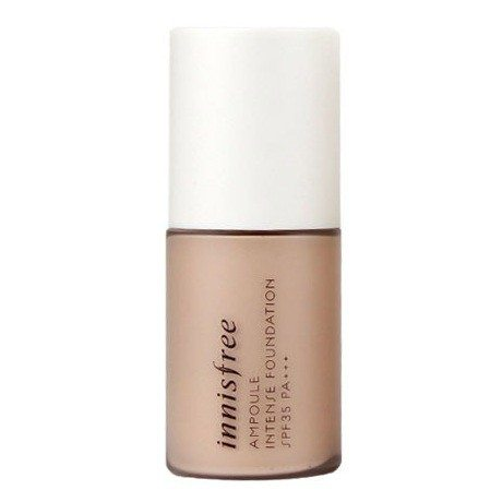 Innisfree Ampoule Intense Foundation korean cosmetic makeup product online shop malaysia canada singapore