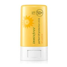 Innisfree Perfect UV Protection Stick SPF 50 PA+++ 18g korean cosmetic skincare shop malaysia singapore indonesia