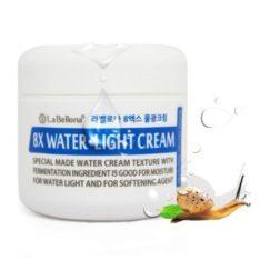 La Bellona 8x water light cream korean cosmetic skincare product online shop malaysia macau italy