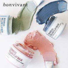 MEMEBOX Bonvivant Botanical Mellow Clay Mask 70g korean cosmetic skincare shop malaysia singapore indonesia