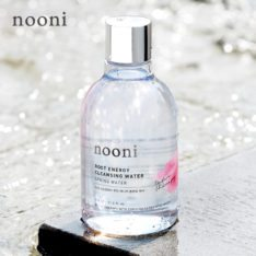 MEMEBOX Nooni Root Energy Cleansing Water 340ml korean cosmetic skincare shop malaysia singapore indonesia