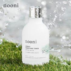 MEMEBOX Nooni Sprout Smoothing Toner 350ml korean cosmetic skincare shop malaysia singapore indonesia