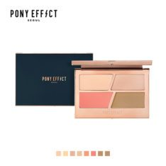 MEMEBOX Pony Effect Contouring Master Palette 100g korean cosmetic skincare shop malaysia singapore indonesia