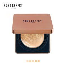 MEMEBOX Pony Effect Coverstay Cushion Foundation SPF50+ PA+++ korean cosmetic skincare shop malaysia singapore indonesia