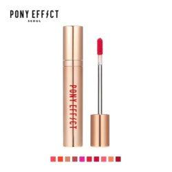 MEMEBOX Pony Effect Favorite Fluid Lip Tint 4.5g korean cosmetic skincare shop malaysia singapore indonesia