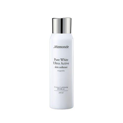 Mamonde Pure White Ultra Active Skin Softener 200ml korean cosmetic skincare shop malaysia singapore indonesia