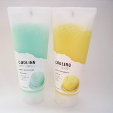 Missha Cooling Body Sorbet 200ml korean cosmetic skincare shop malaysia singapore indonesia