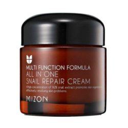 Mizon All In One Snail Repair Cream korean cosmetic skincare product online shop malaysia nepal bhutan